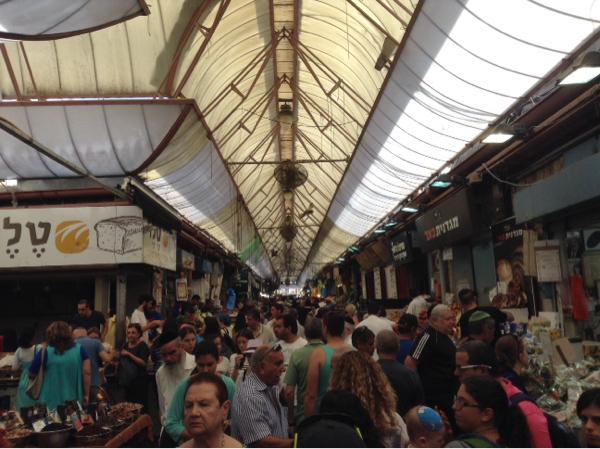 Mahane Jehuda Markt Jerusalem