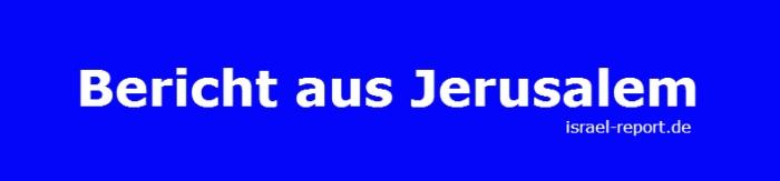 Bericht aus Jerusalem2