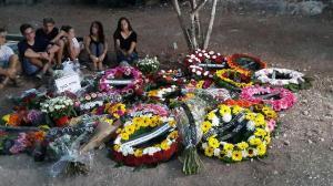 shira beerdigung