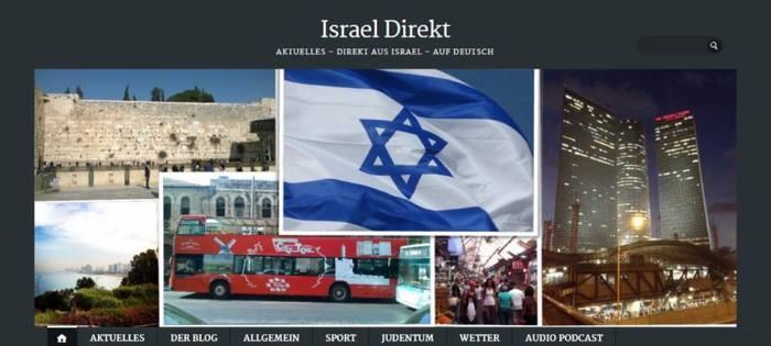 israel direkt cover